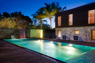 Silver Sands Villa (Night) picture