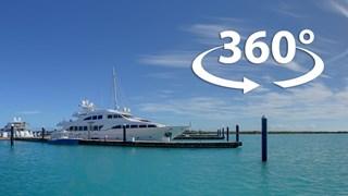 Carbon Fiber Catamaran | Turks & Caicos Island picture