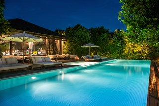 Donna Karan's Villa (Night) picture