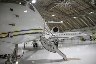 Gulfstream G450 picture