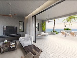 Beach Front Villa picture